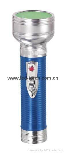 LED金屬/鐵質彩色手電筒 FT2DE10C/FT2DE10E  2