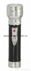 LED金屬/鐵質黑色手電筒 FT2DE9B