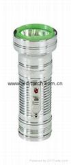 LED金屬/鐵質手電筒 FT1DE1