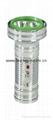 LED Metal/Steel Flashlight/Torch FT1DE2