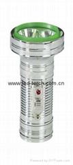 LED金屬/鐵質手電筒 FT1DE2