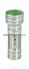LED金屬/鐵質手電筒 FT1DE3