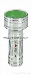 LED金屬/鐵質手電筒 FT1DE4