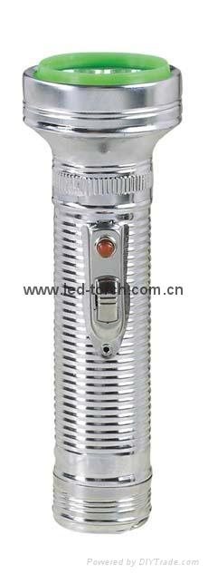 LED金屬/鐵質手電筒 FT2DE2 1