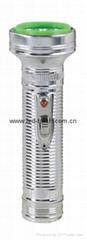 LED金屬/鐵質手電筒 FT2DE2