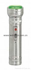 LED Metal/Steel Flashlight/Torch FT2DE7