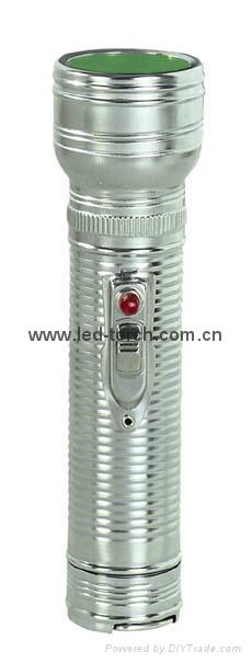 LED金屬/鐵質手電筒 FT2DE9 1