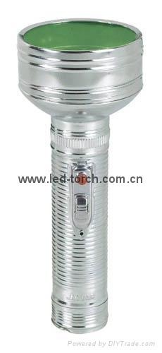 LED金屬/鐵質手電筒 FT2DE29 1
