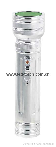 LED金屬/鐵質手電筒 FT2DE9 5