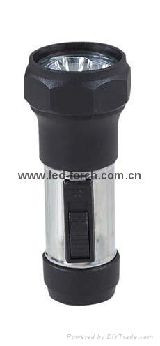LED鐵塑手電筒 FTJ1DE1 1