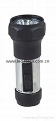 LED鐵塑手電筒 FTJ1DE1
