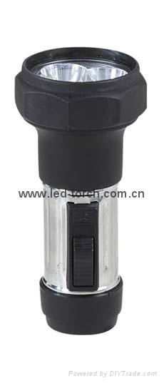 LED鐵塑手電筒 FTJ1DE2 1