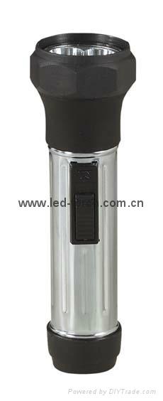 LED鐵塑手電筒 FTJ2DE1 1