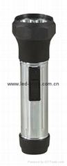 LED鐵塑手電筒 FTJ2DE1