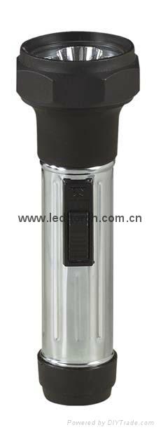 LED鐵塑手電筒 FTJ2DE2 1