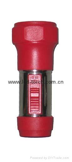 LED鐵塑彩色手電筒 FTJ1DE1C 1