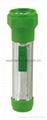 LED鐵塑彩色手電筒 FTJ2DE1C 1