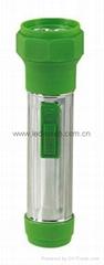LED鐵塑彩色手電筒 FTJ2DE1C