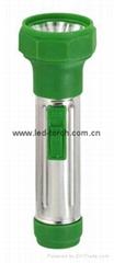 LED鐵塑彩色手電筒 FTJ2DE2C