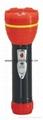 LED Metal/Steel-Plastic Colour Flashlight/Torch TWA2DE2BC