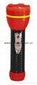 LED鐵塑彩色手電筒 TWA2
