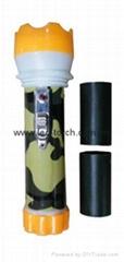 LED彩色塑料手電筒 FTJ2C99E2