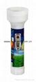 LED Colour Plastic Flashlight/Torch FTJ99E2