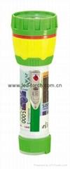 LED彩色塑料手電筒 97B2DE2