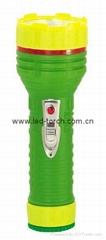 LED彩色塑料手電筒 96A2DE2C