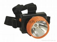LED塑料頭燈 HL-2001(1LED)