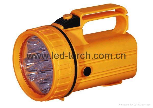 LED Plastic Lantern/Spotlight/Searchlight JL-885 1