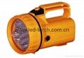 LED Plastic Lantern/Spotlight