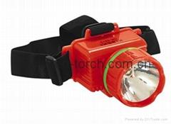 LED塑料頭燈 HL-2013(1LED)