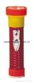 LED Metal/Steel-Plastic Colour Flashlight/Torch TWB2DE1EC