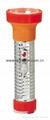 LED Metal/Steel-Plastic Colour Flashlight/Torch TWB2DE2C