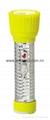 LED鐵塑彩色手電筒 TWD2DE1C 4
