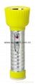 LED鐵塑彩色手電筒 TWD2DE2C 2