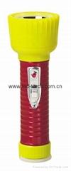 LED鐵塑彩色手電筒 TWD2DE2EC