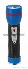 LED鐵塑彩色手電筒 TWJ2DE1BC