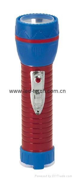 LED鐵塑彩色手電筒 TWJ2DE1EC 3