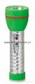 LED鐵塑彩色手電筒 TWJ2