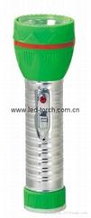 LED鐵塑彩色手電筒 TWJ2DE2C