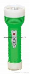 LED彩色塑料手電筒 96B2DE2