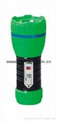 LED鐵塑彩色手電筒 TWA1DE1BC