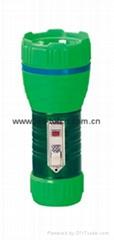 LED鐵塑彩色手電筒 TWA1DE1EC