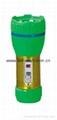 LED Metal/Steel-Plastic Colour Flashlight/Torch TWA1DE1EC