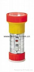 LED鐵塑彩色手電筒 TWB1DE1C