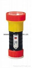 LED鐵塑彩色手電筒 TWB1DE1BC