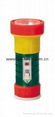 LED鐵塑彩色手電筒 TWB1DE1EC