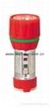 LED Metal/Steel-Plastic Colour Flashlight/Torch TWC1DE1C